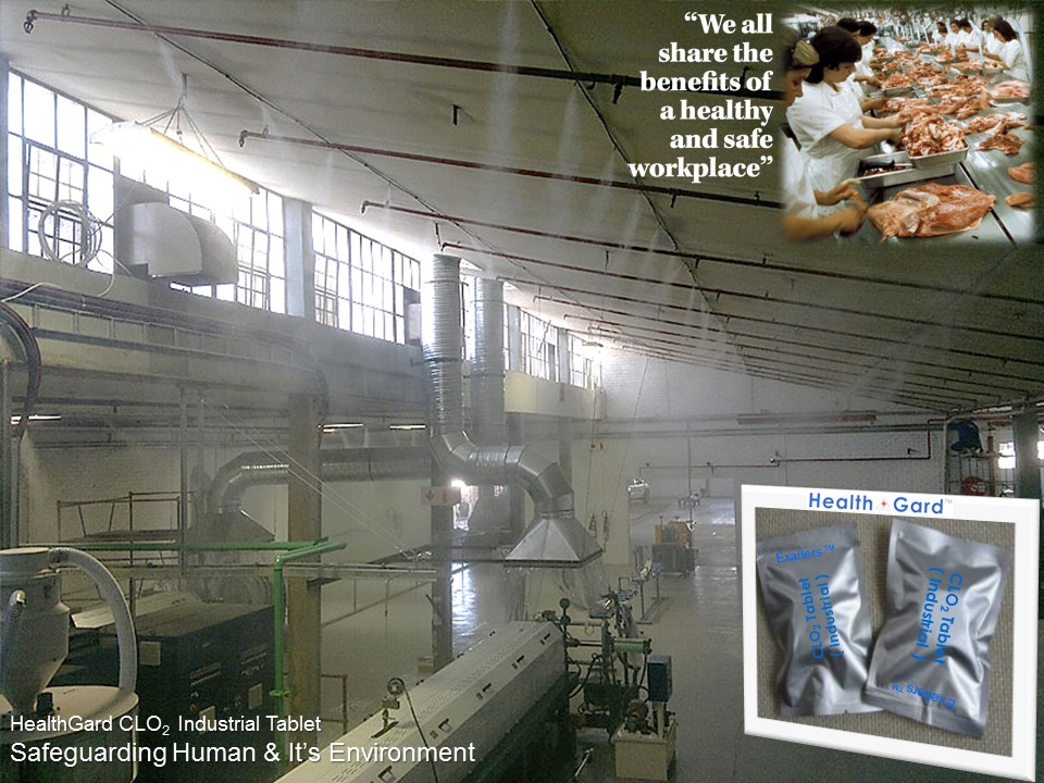 CLO2-Industrial