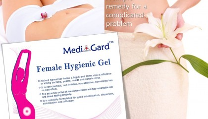 Female Hygienic Gel