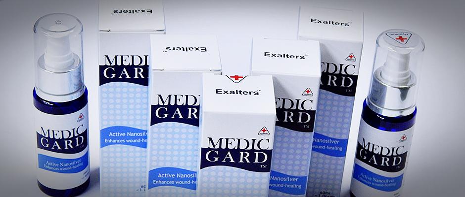 MediGard™ Nanosilver Active