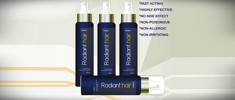 AestheticGard™ Radiant Hair  Energy Growth Treatment
